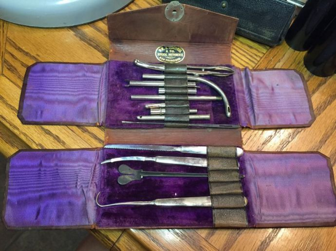 Doctor's Pocket Surgical Kit